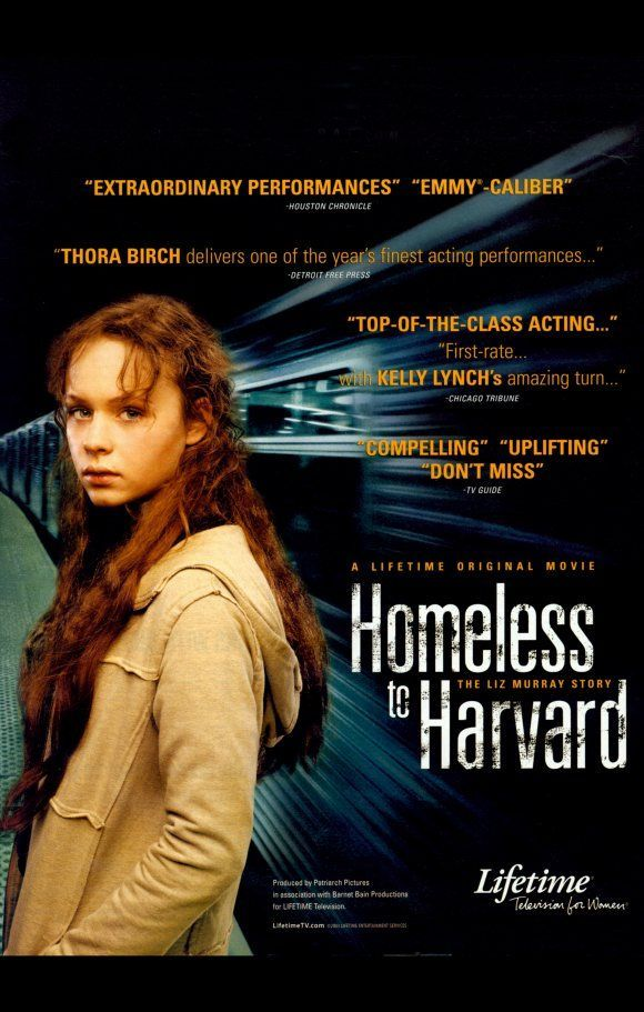 This is the inspiring true story on Lifetime about Humanities Prep transfer student Alum, Liz Murray, who despite being homeless at 15 and dealing with personal tragedy managed to graduate and get accepted to Harvard. She is one of our most remarkable transfer stories.  https://youtu.be/pGe3u5rLGQc