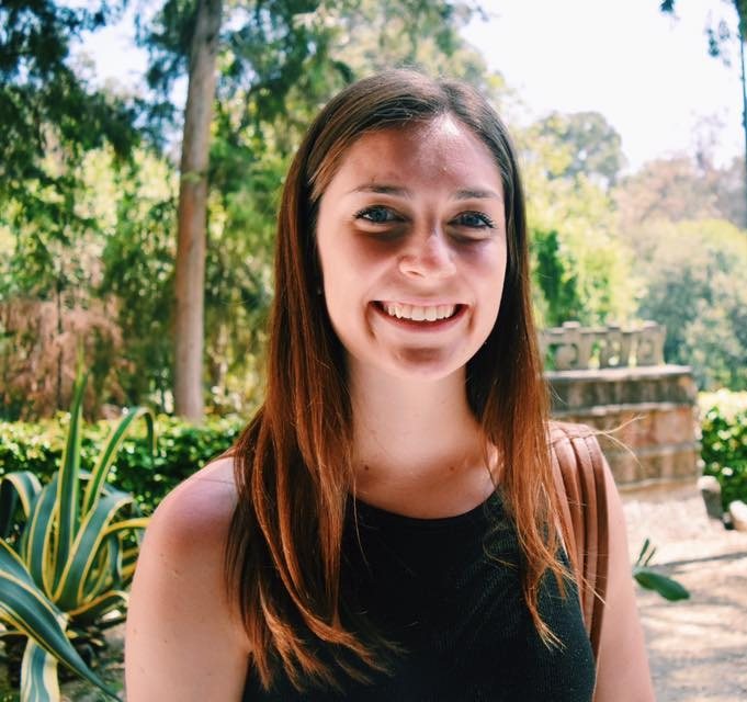 May Stearman is from Arlington, VA. She graduated from the University of Virginia in 2017 with a Bachelor's degree and Foreign Affairs and Religious Studies. During her time there, she volunteered with international students and staff, primarily assisting with classroom and conversational English. May hopes to pursue a career abroad in the nonprofit sector and looks forward to gaining experience through her work with Manav Sadhna.