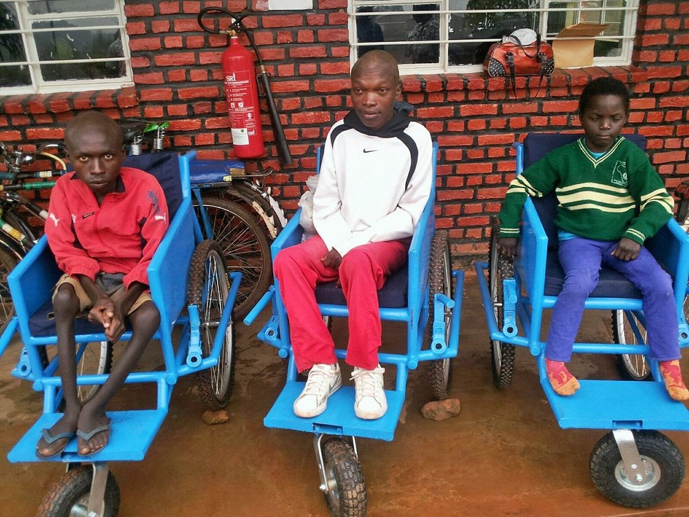 Wheelchairs for Children Program