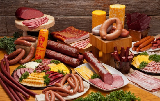 Our products include: - German BolognaProvolone CheeseMozzerella CheeseTurkey BreastHalalGreek FetaBulgarian FetaVeal KnockwurstVeal Franks