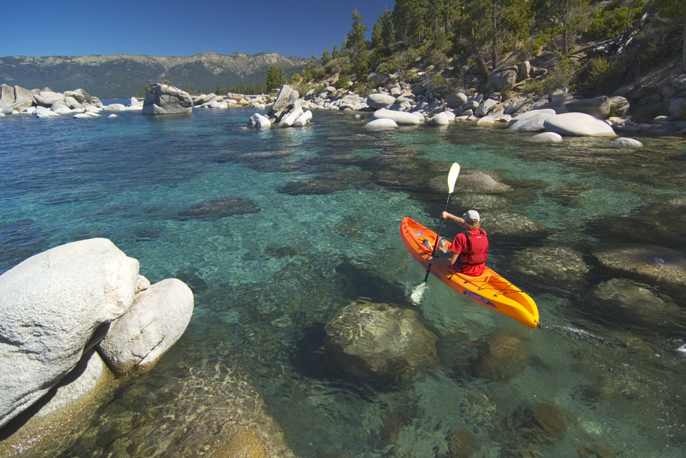 - Kayaking&Paddleboarding