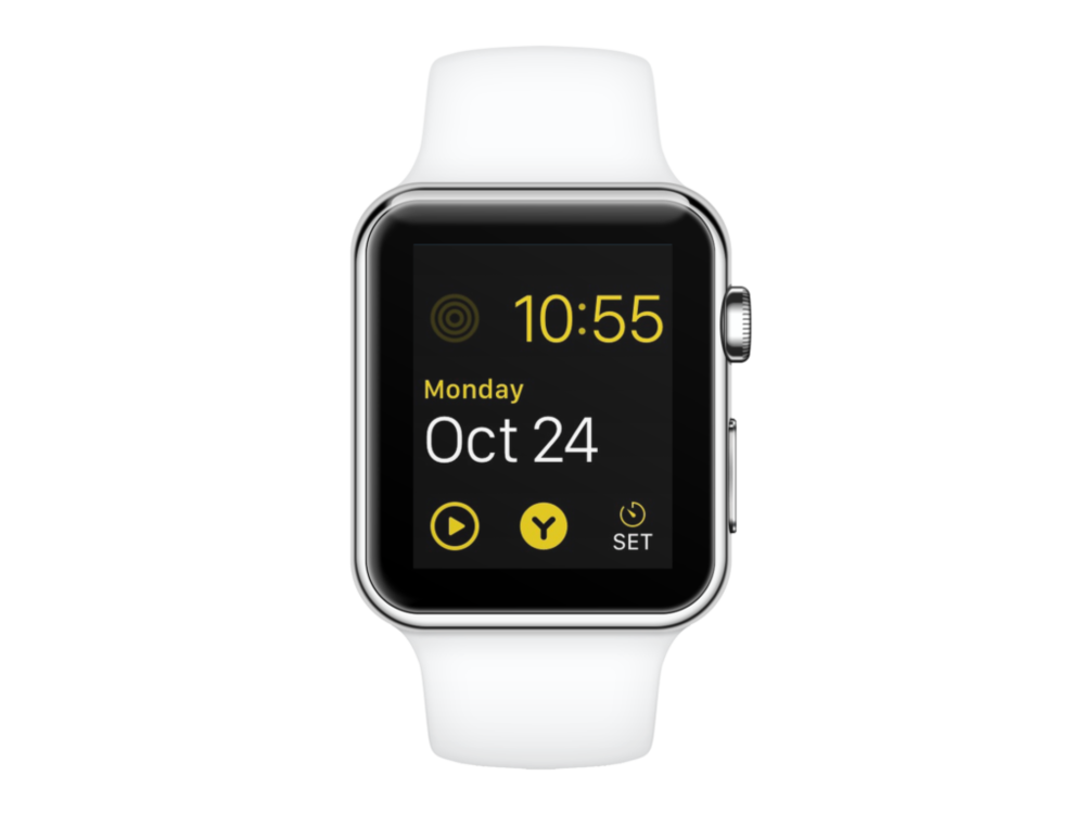 Yonomi for Apple Watch - Add Yonomi on your Apple Watch and run your favorite smart home Routines from your wrist.