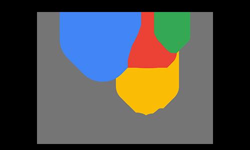 Yonomi - Google Assistant Logo Transparent.png