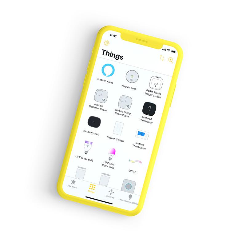 The Yonomi App