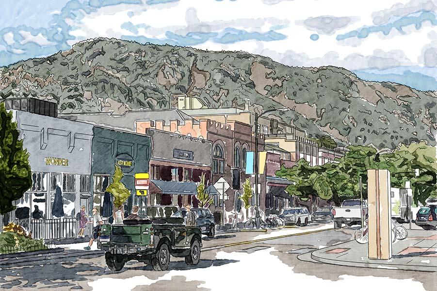 Boulder HQ -