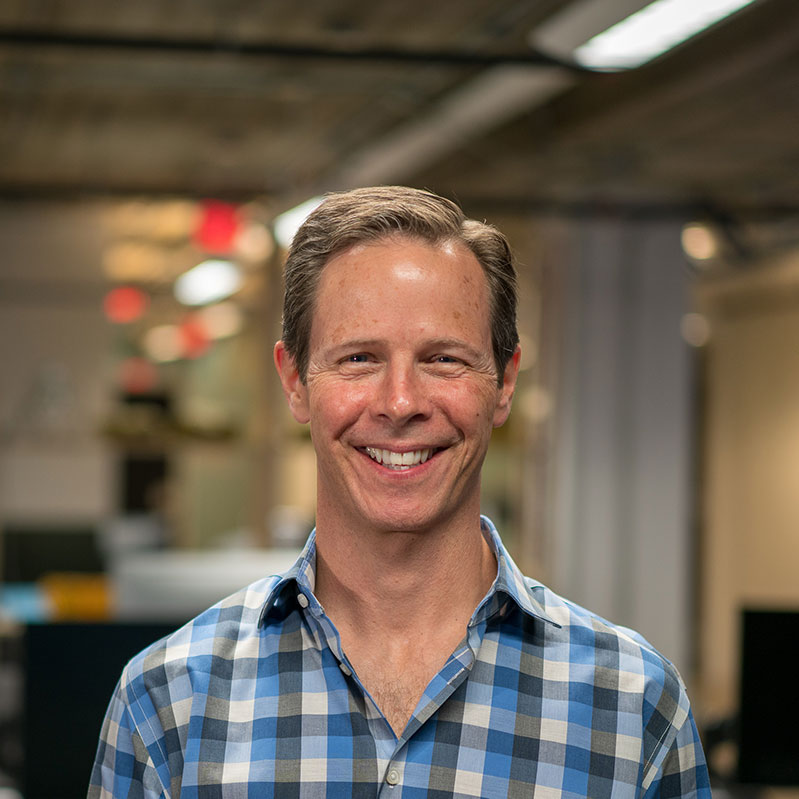 Kent Dickson, Co-Founder & CEO