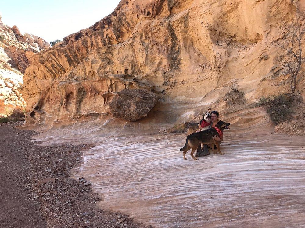 Bell Canyon snugs