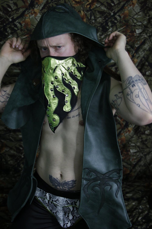 Photographer: James Darling  Model: Apaulo Hart