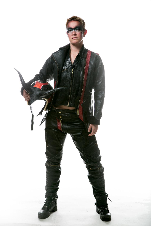 Photo: Tristan Crane  Model: Jiz Lee