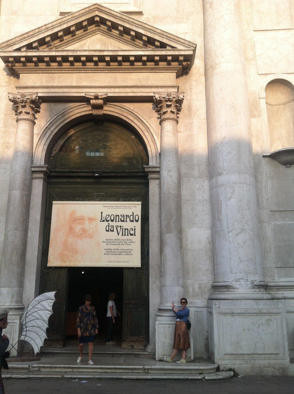 Following Dr. Indiana Jones In Venice