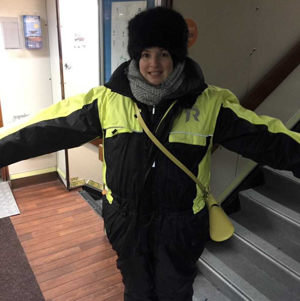 Layering Up For the Northern Lights in Iceland