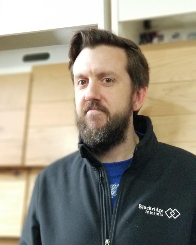 Jon Couch,  Logistics & Installation Manager