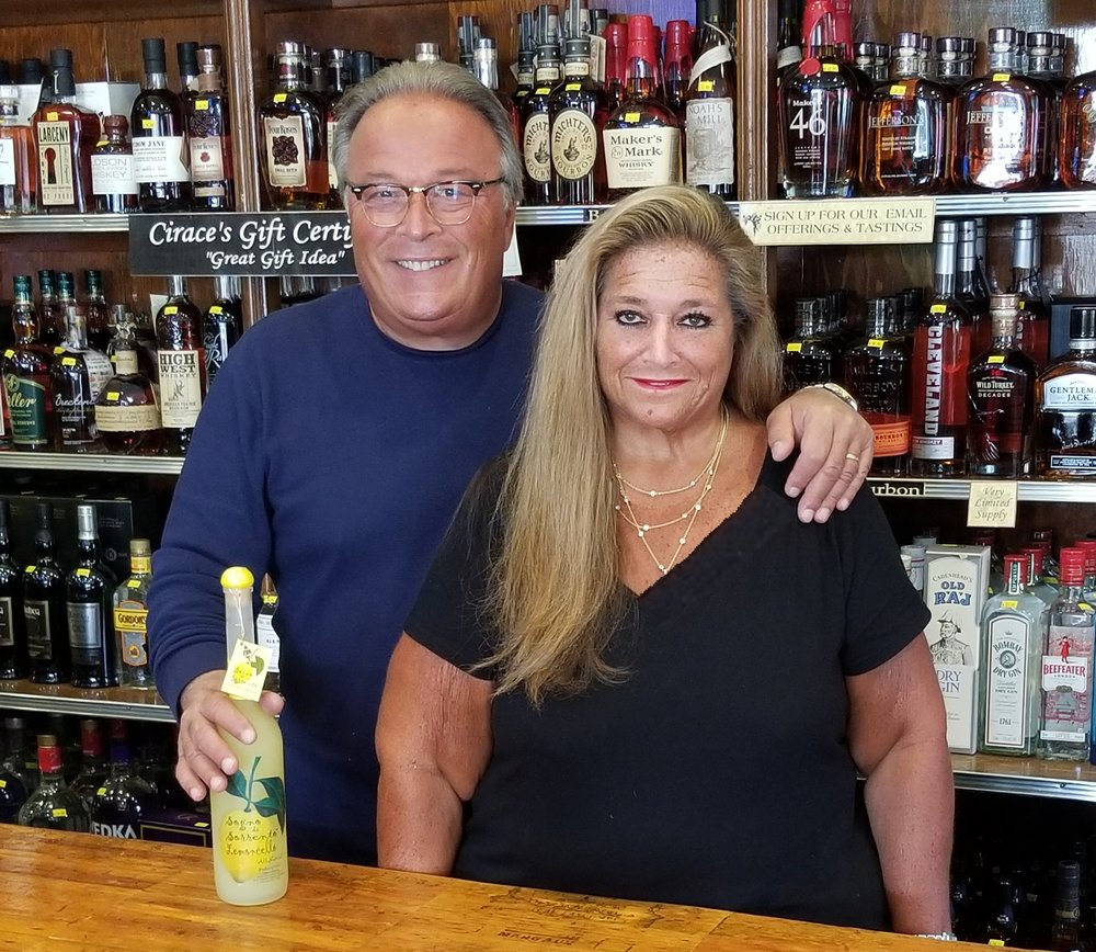 At an early age, Jeff Cirace grew up with the intention of joining his father in business and began his career in 1973. His sister Lisa followed in her brother's footsteps and joined the company in 1977. Both Jeff and Lisa had the great fortune to work together with their dad for a period of time prior to his passing. They've gained the knowledge and passion of the family business but more importantly the tradition of their family, culture, and heritage.