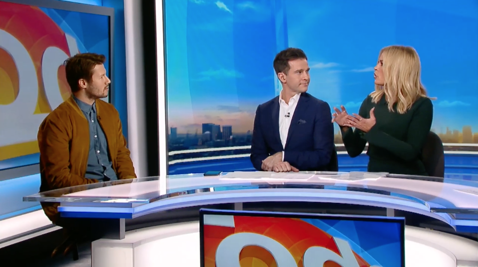 National media coverage - Jason Dundas stopped by the Today Show to premiere the launch of our six-part video series in collaboration with Gumtree.
