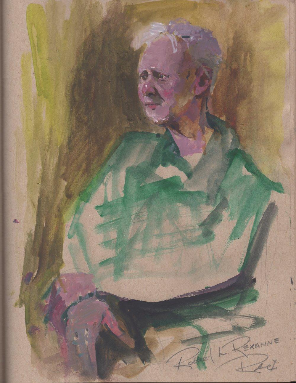 Robert Rexanne