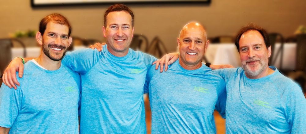 LOCALLY OWNED SINCE 1987:  Brandon Klump, Aaron Holly, Kevin Barclay and Jerry Malone are the owners of Orthopaedic Rehab Specialists, and are also active clinical directors working with patients daily in their clinics. Together, they have over 100 years of physical therapy practice and hands-on healing.