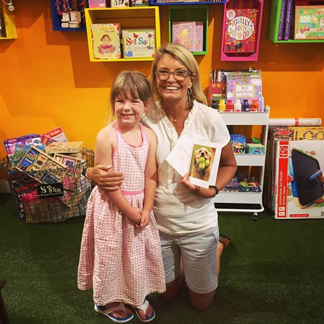 One of our favorite customers! She L❤️VES our @calicocritter collection. Swipe to see some of our favorite items we have in stock 👉 or come stop by to see our entire selection! 🐰🐹🐭 #calicocritters #palmbeach #toys #toystore #florida #33480 #fun #play #imagine #shoplocal #love #instalove #likeforlike #followforfollow #happy #backtoschool