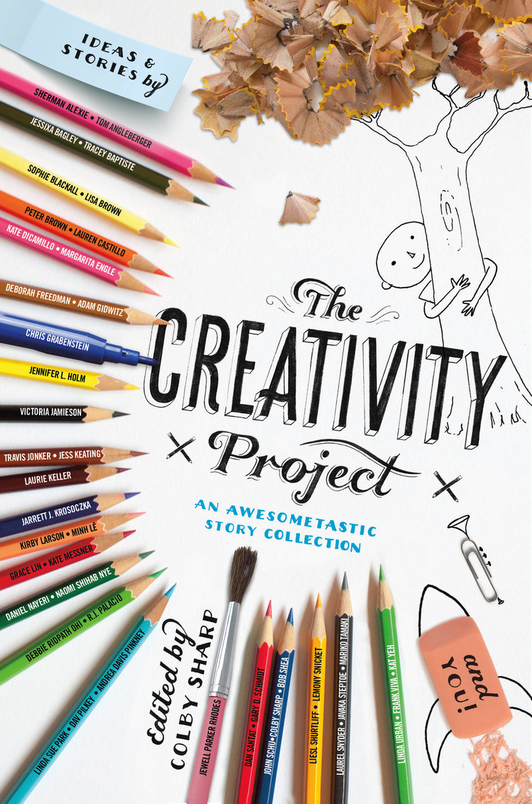 Kevin's Meandering Mind | Book Review: The Creativity Project