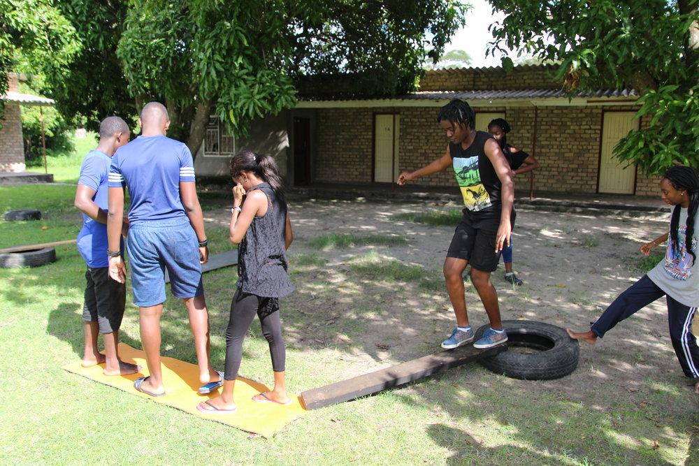 Team Building Activities -