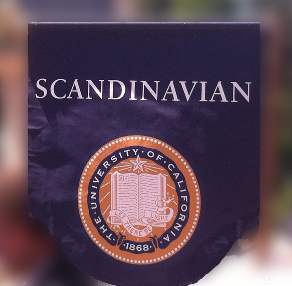 Academic research at UC Berkeley by Christian Gullette in the Scandinavian Department