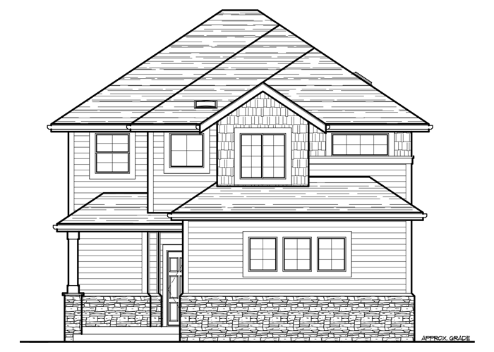 2436.2 - Sq. Ft.: 2436 Sq. Ft.Bed: 4Bath: 2.5Garage: 2 Car