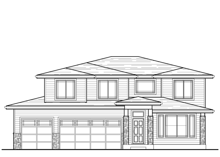 2954.3 - Sq. Ft.: 2954 Sq. Ft.Bed: 4Bath: 3.5Garage: 3 Car