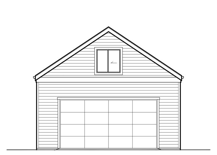 20x24 Garage - Garage Sq. Ft.: 488 Sq. Ft.Storage Sq. Ft.: 339 Sq. Ft.Garage: 2 Car