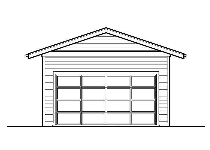 18x30 Garage - Garage Sq. Ft.: 540 Sq. Ft.Garage: 2 Car