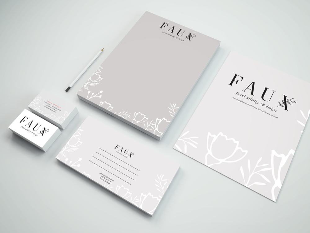 Faux - floral artistry & design