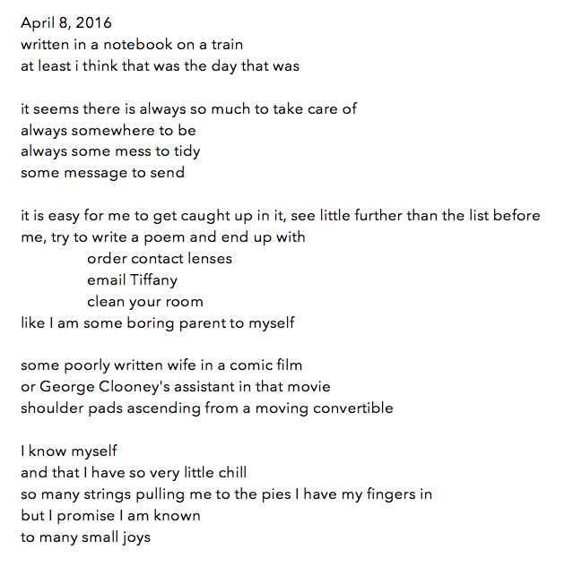 manymistypes :     a poem for april 8th // still trying to catch up (on literally everything in my life)