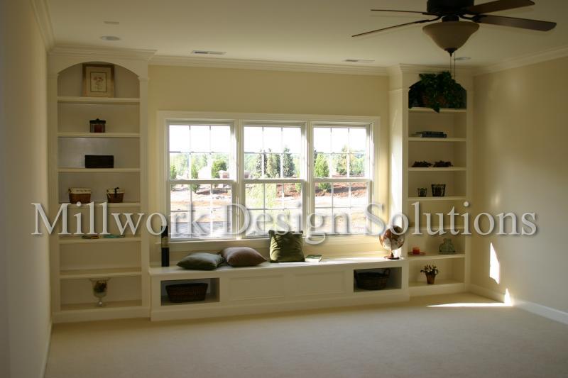 window seats millwork design solutions