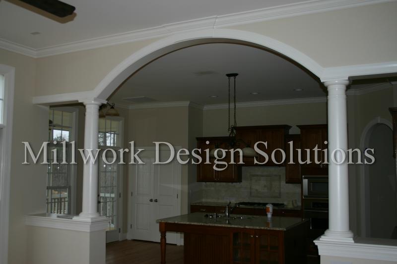 Columns Arches Millwork Design Solutions