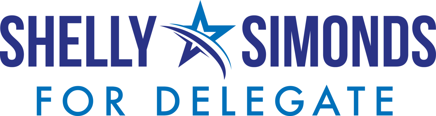 Shelly Simonds for Virginia Delegate