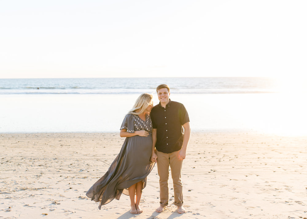 southern california maternity photos