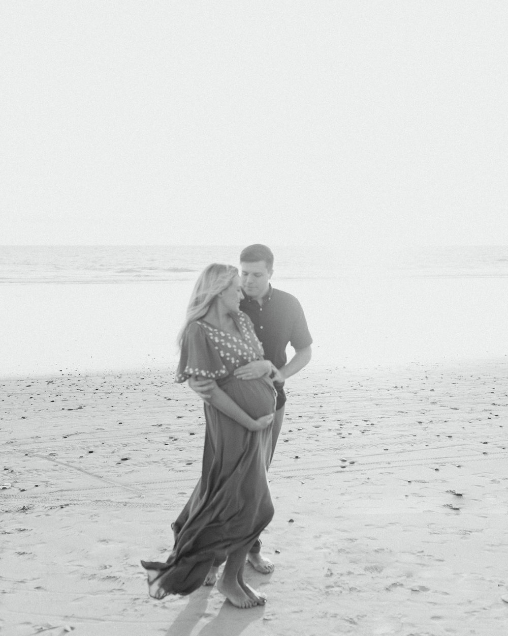 san clemente california maternity photo session