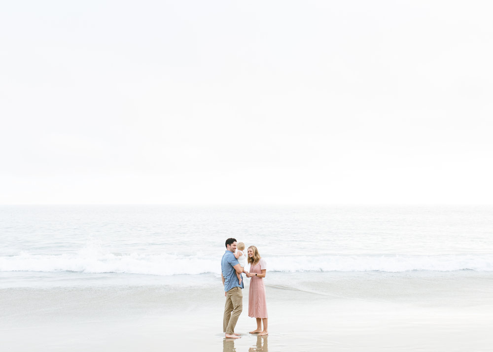 laguna beach california family photography session