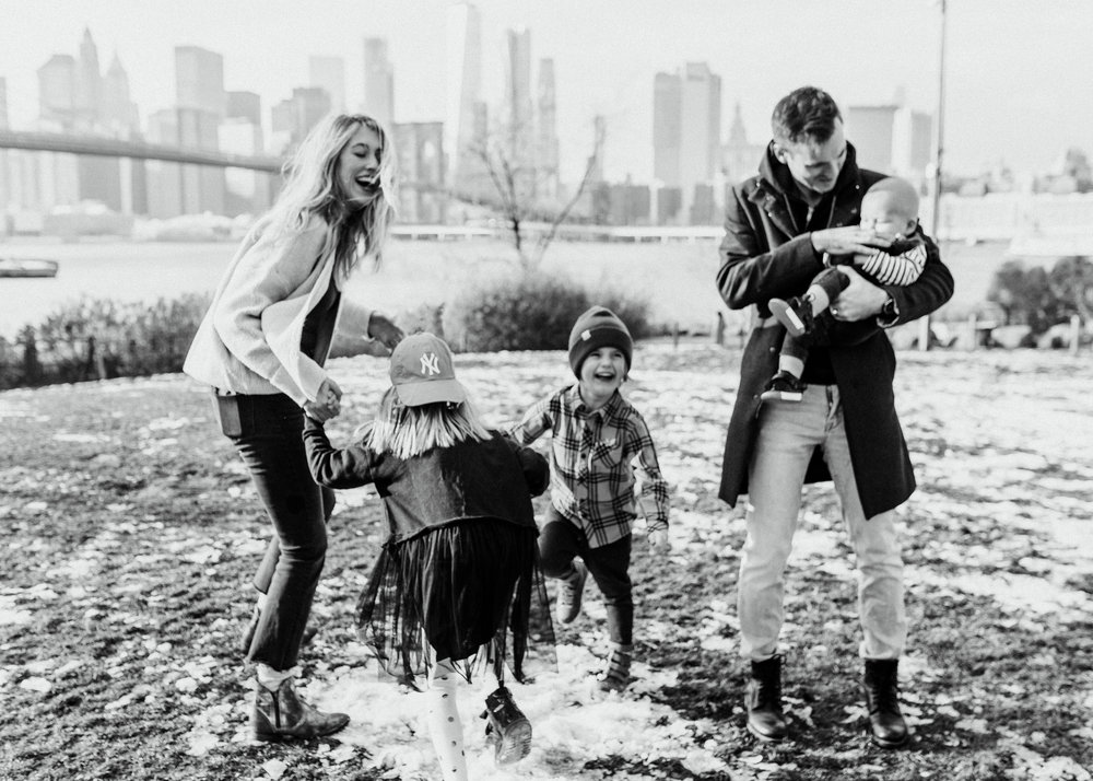 new york family photography session