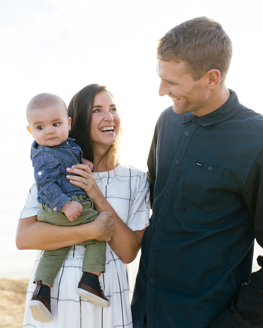 san clemente california family photography session