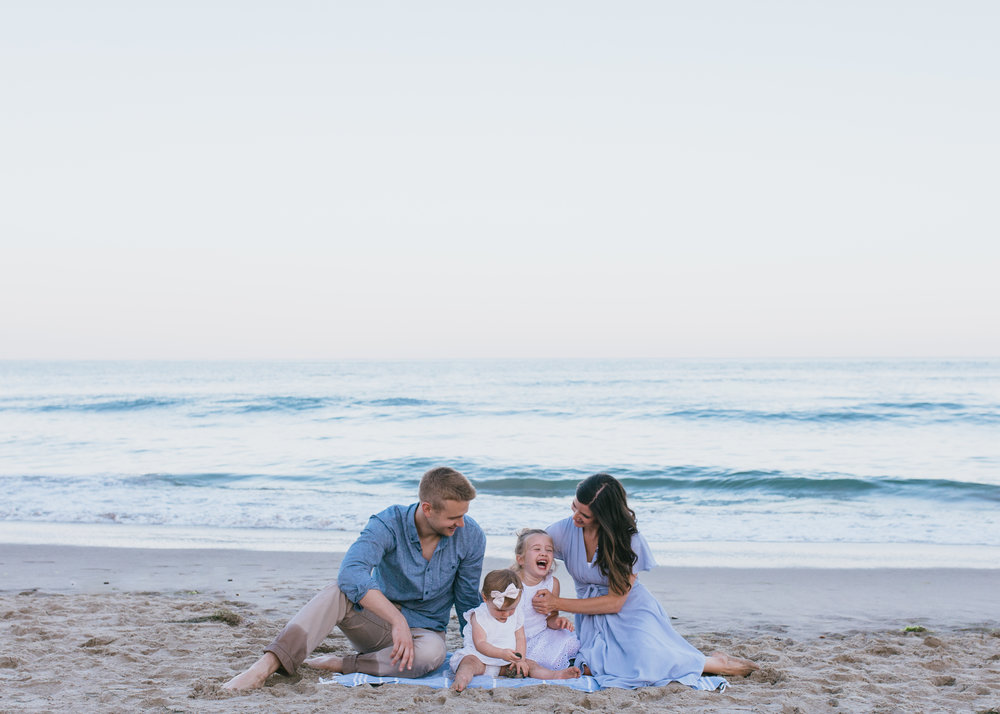 los angeles california family photographer