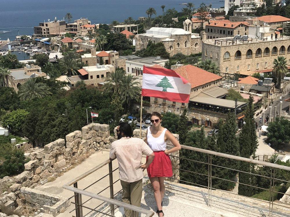 lebanon personal growth