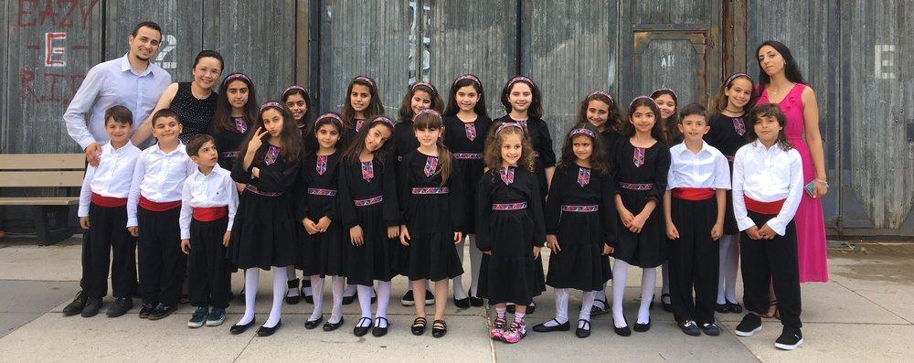 Nai Children's Scarborough Choir