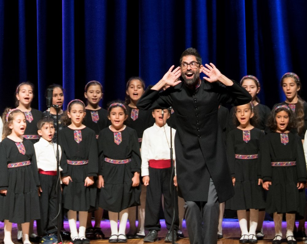 Hussein directed the Choir for many important concerts in summer 2018 including Canada Day Concert at the Aga Khan Museum and Nai's digital presentation at J.F. Kennedy Centre in Washington, D.C.