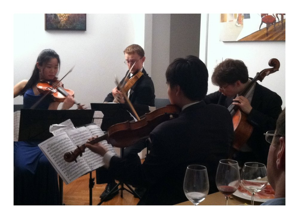 STRING QUARTETS -