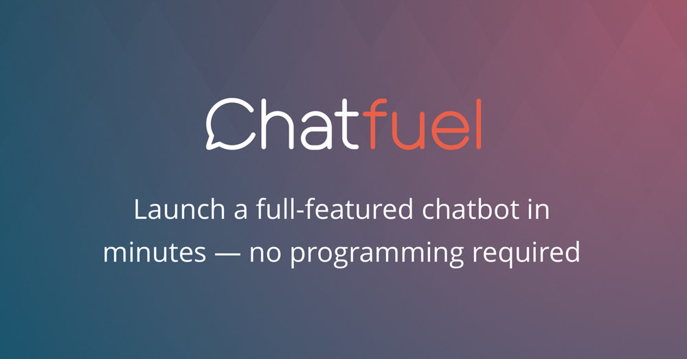 Actually pretty accurate... you can get a basic chatbot up and running in minutes.