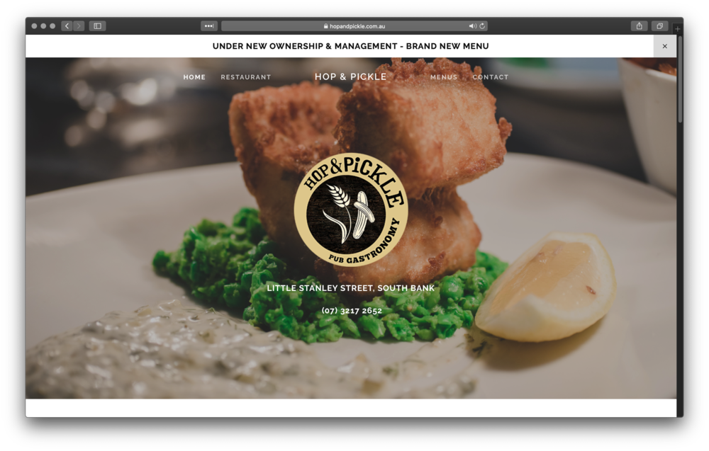 Look good on the web… - First impressions are a big deal when it comes to trust. If you have a website that isn't mobile friendly, isn't secure or looks like it's a decade old then you're not instilling trust in your potential customers.