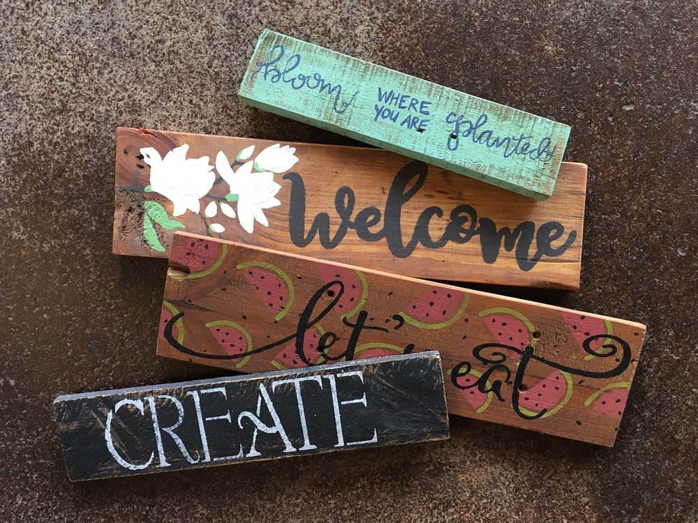 Quote Boards - Starting at $20