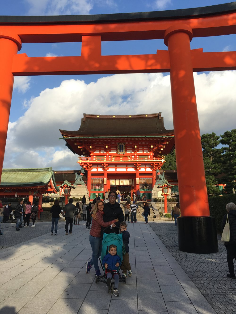 Fushimi Inari Taisha, un  must .