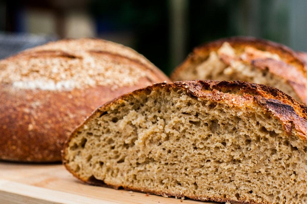 The Whole Grain Hearth Bakery