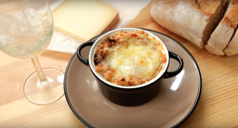 Classic French Onion Soup by French Guy Cooking