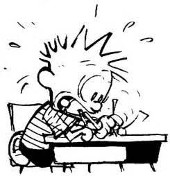 calvin writing panic.jpg